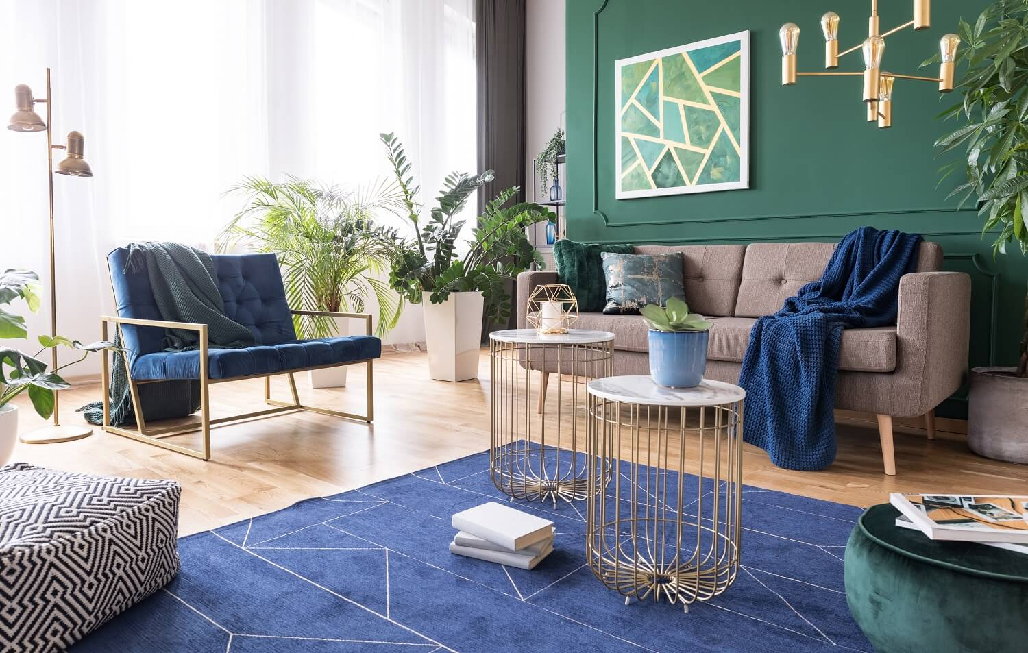 How to Use Natural Textures in Interior Design - Featured Image