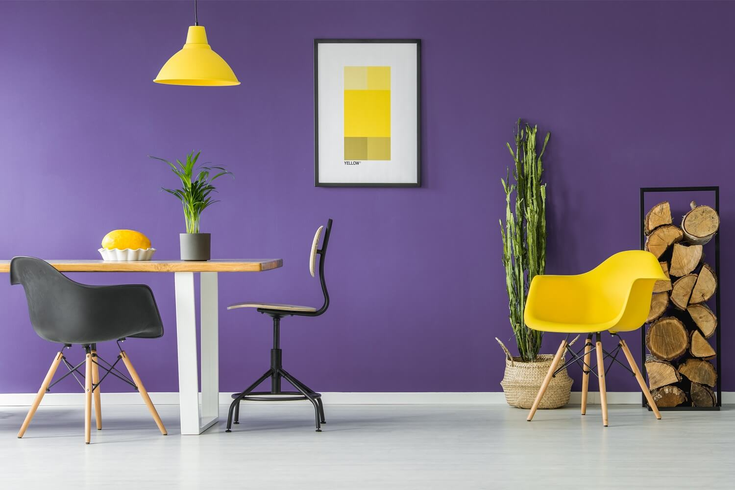 A Guide to the Colour Psychology in Interior Design